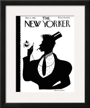 The New Yorker Cover - November 6, 1926