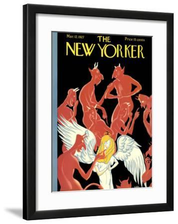 The New Yorker Cover - March 12, 1927