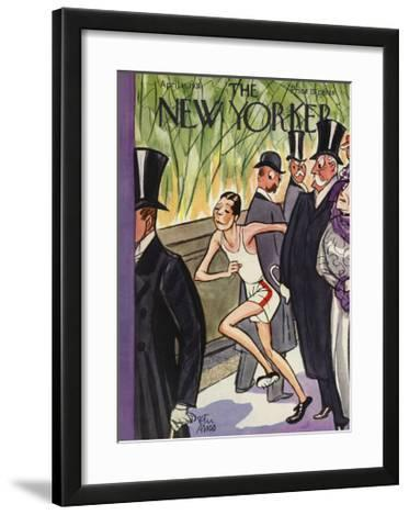 The New Yorker Cover - April 11, 1931
