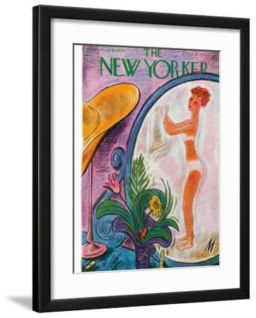 The New Yorker Cover - August 19, 1939