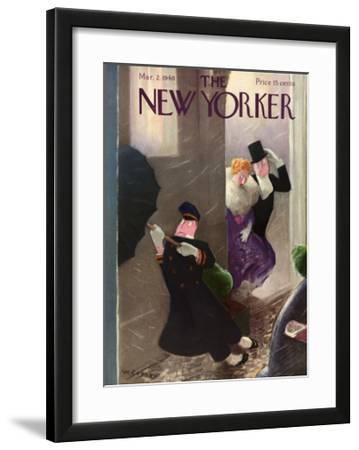 The New Yorker Cover - March 2, 1940