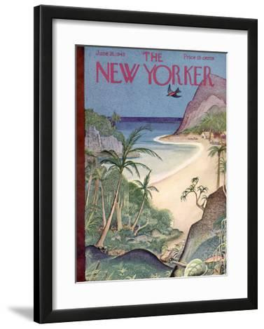 The New Yorker Cover - June 26, 1943
