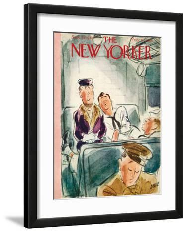 The New Yorker Cover - September 23, 1944