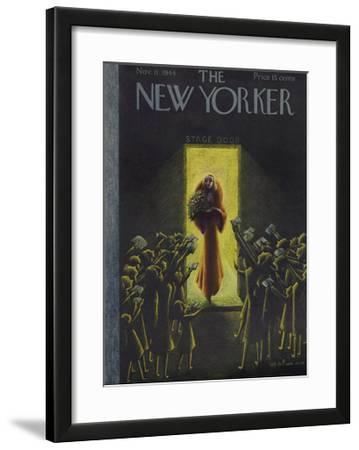 The New Yorker Cover - November 11, 1944