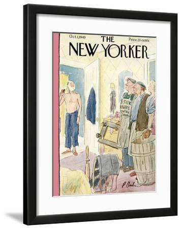 The New Yorker Cover - October 1, 1949