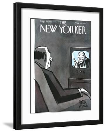 The New Yorker Cover - September 30, 1950