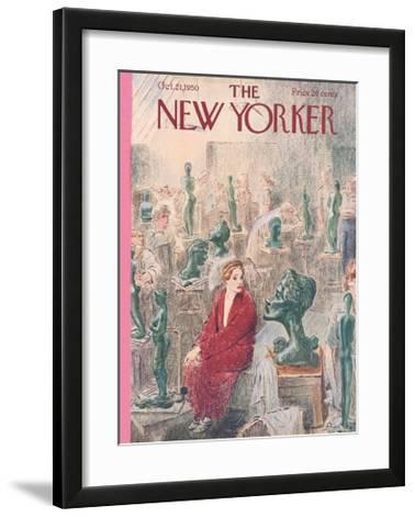 The New Yorker Cover - October 21, 1950