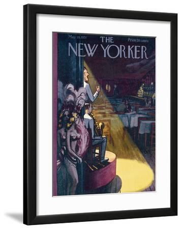 The New Yorker Cover - May 19, 1951