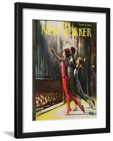 The New Yorker Cover - January 20, 1962