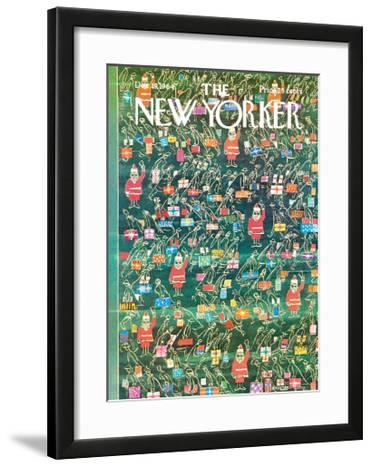 The New Yorker Cover - December 19, 1964