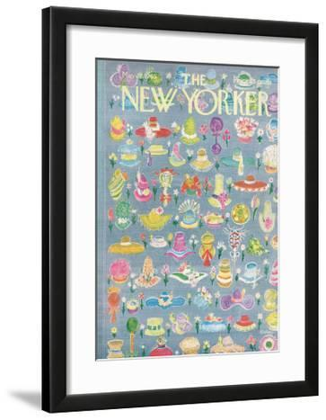The New Yorker Cover - May 15, 1965