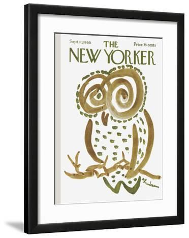 The New Yorker Cover - September 10, 1966