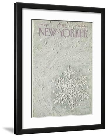 The New Yorker Cover - January 7, 1967