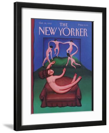 The New Yorker Cover - October 26, 1992