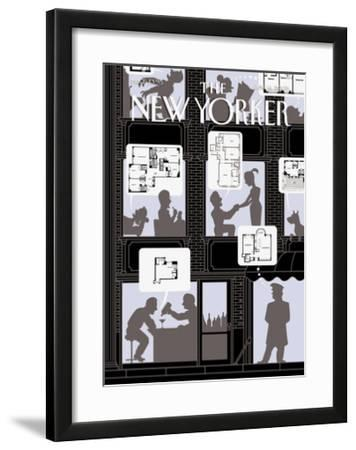 The New Yorker Cover - June 6, 2005