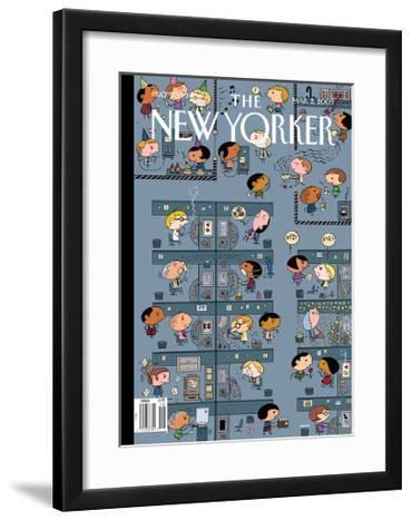 The New Yorker Cover - March 2, 2009