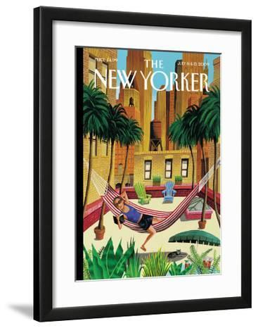 The New Yorker Cover - July 6, 2009