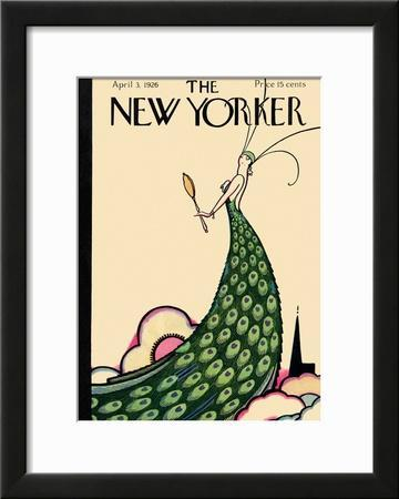 The New Yorker Cover - April 3, 1926