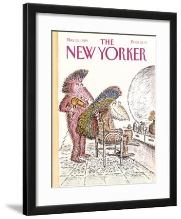 The New Yorker Cover - May 15, 1989