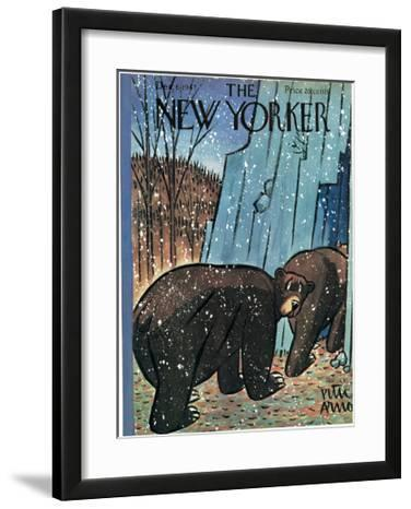 The New Yorker Cover - December 6, 1947
