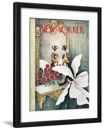 The New Yorker Cover - July 18, 1942