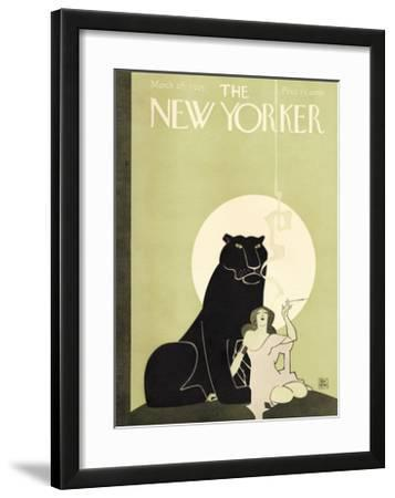 The New Yorker Cover - March 28, 1925