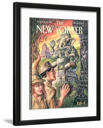 The New Yorker Cover - June 23, 1997