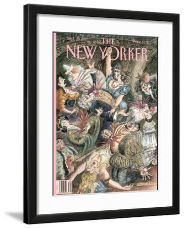 The New Yorker Cover - September 29, 1997
