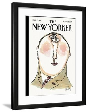 The New Yorker Cover - November 12, 2007