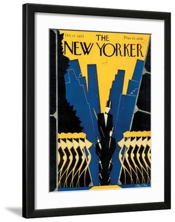 The New Yorker Cover - October 17, 1925