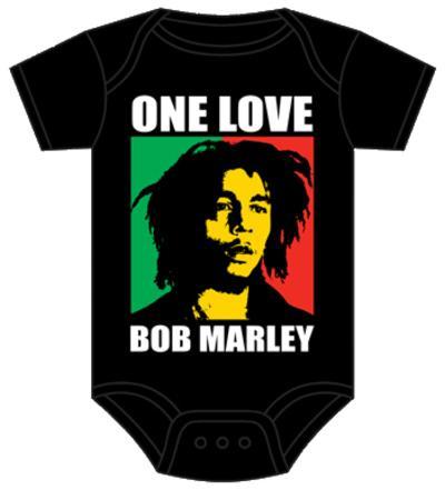 Infant: Bob Marley - One Love Block