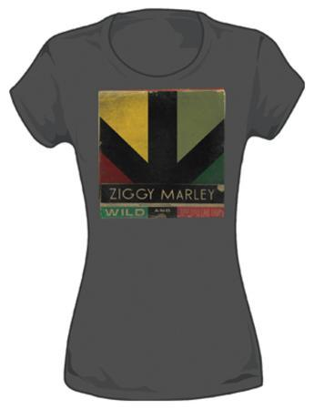 Juniors: Ziggy Marley - Wild & Free Logo