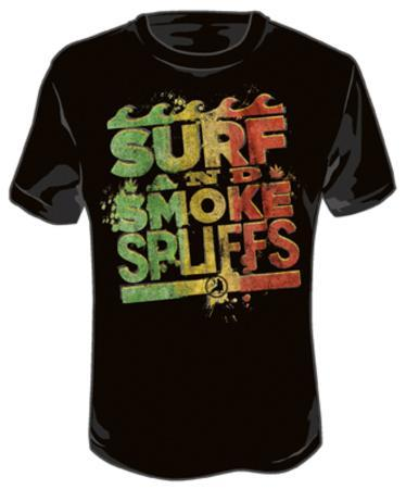 Rasta - Surf & Smoke