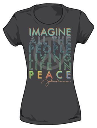 Juniors: John Lennon - Living in Peace Ladies