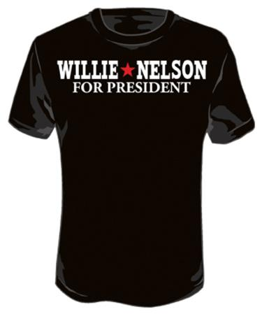 Willie Nelson - For President