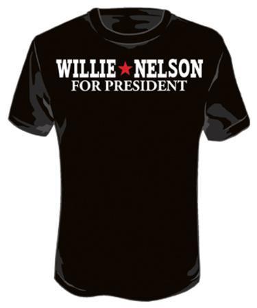 Willie Nelson - For President