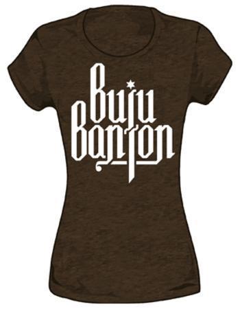Juniors: Buju Banton - Buju Logo