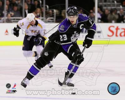 Dustin Brown 2011-12 Action