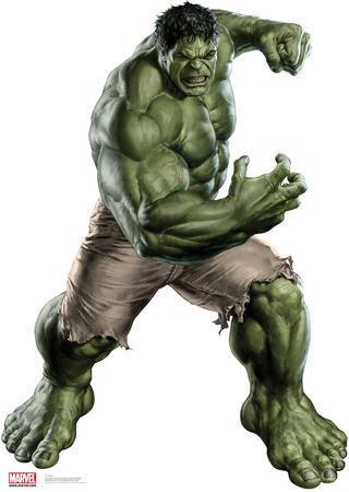 The Hulk - Avengers