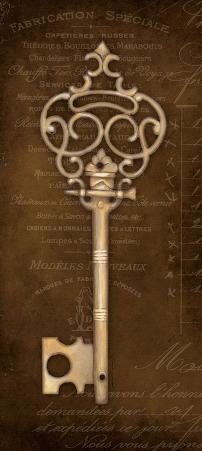 Antique Key II