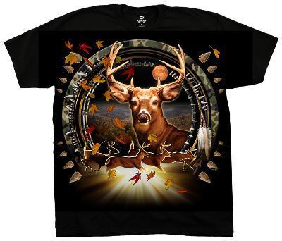 Nature- Deer Dreamcatcher