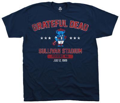 Grateful Dead- Patriot Dead