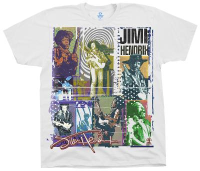 Jimi Hendrix- Hendrix Collage