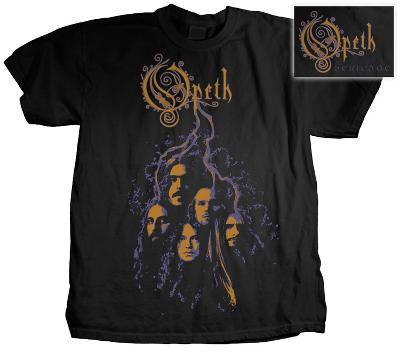 Opeth - Faces