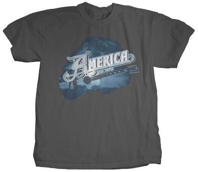 America - Blue Guitar