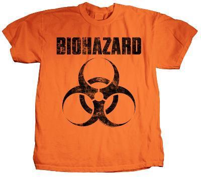 Biohazard - Classic Logo