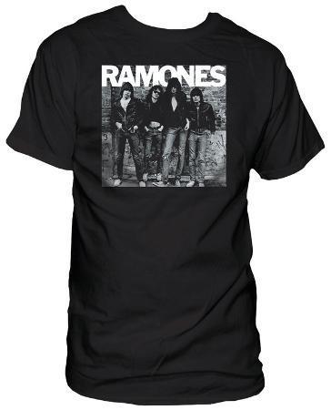 Ramones - 1st Album Cover