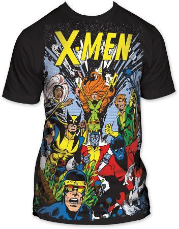 X Men - The Gang