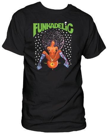 Funkadelic - Afro Girl