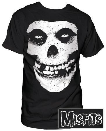 Misfits - Skull & Logo